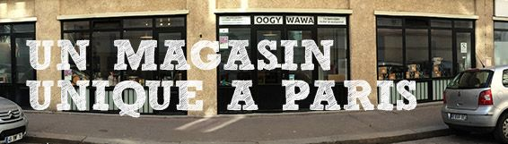 Découvrir notre boutique à Paris