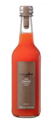 Jus de Tomate rouge - Alain Milliat - 33cl