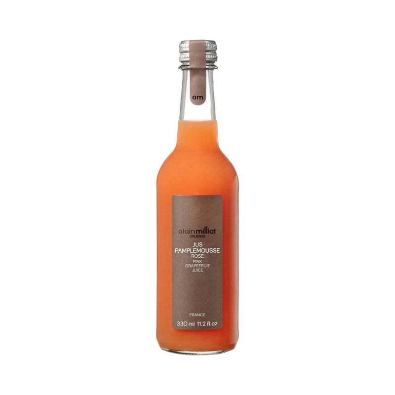 Jus de Pamplemousse Rose - Alain Milliat - 33cl