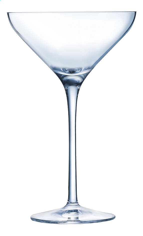 New Martini Coupe 21cl - Chef & Sommelier x6