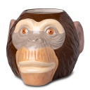 Ceramic Monkey Head Tiki Mug 98cl