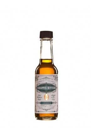 SCRAPPY'S BITTERS Cardamom 52%