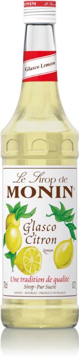 Sirop Glasco Citron 70cl - MONIN