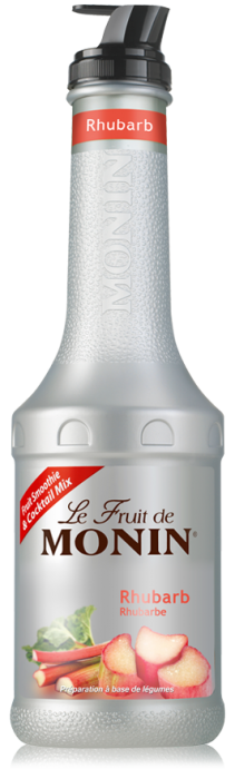 Le Fruit Rhubarbe 1L - MONIN
