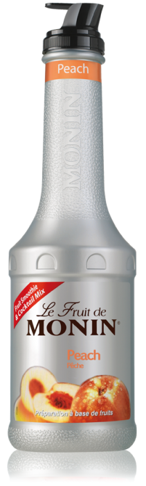 Le Fruit Pêche 1L - MONIN