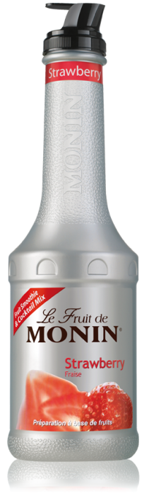 Le Fruit Fraise 1L - MONIN
