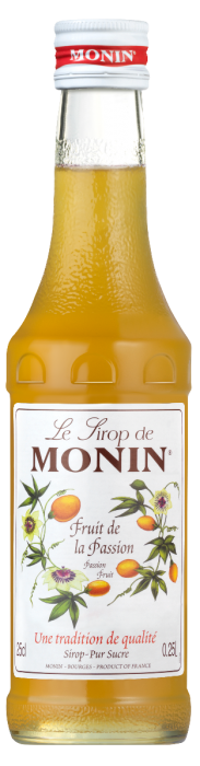 Sirop de Fruit de la Passion 25cl - MONIN