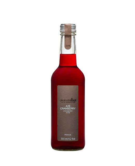 Jus de Cranberry - Alain Milliat 33cl