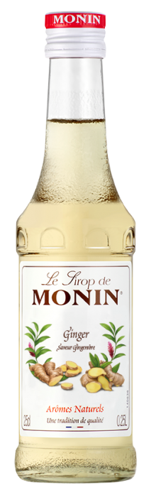Sirop Gingembre 25cl - MONIN