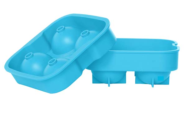 Moule x4 Ice ball Silicone