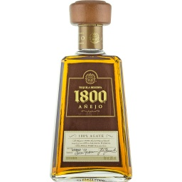 Tequila 1800 Anejo 70cl 38%